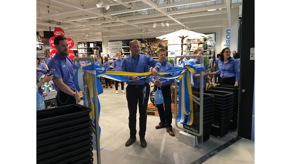 Clas Ohlson Tampere Ratina Tampere