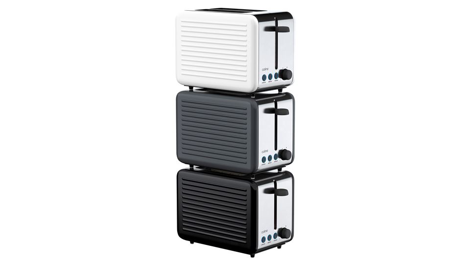 Clas Ohlson Coline toaster 44-1297-2 3